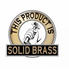 Solid Brass Always Screw Jack