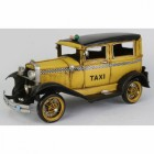 1930's Vintage Ford Yellow Taxi