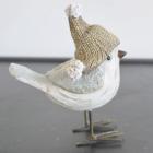 Profile view of Bird Ornament