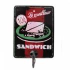 Advert Hook - Le Milleur Sandwich