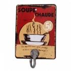 Advert Hook - Soupe Chaude