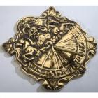 Anaximander Sundial 310mm x 280mm (12¼ x 11