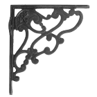 Art Nouveau Shelf Bracket Created From Iron