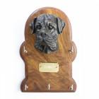 Boxer Dog Key Holder