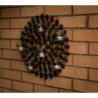 """""""Batister"""" Art deco inspired, wall art, tea light holder"""