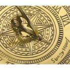 Sunny Hours Sundial - 193mm
