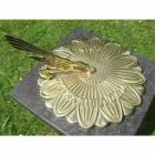 Sunflower Sundial