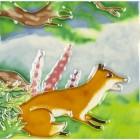Kettle Trivet  Fox