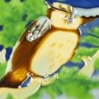 Kettle Trivet Owl