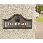 Old English Sheep Dog House Name Plaque