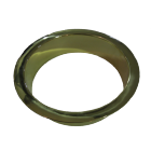 Polished Brass Porthole Liners - 395mm (15.5