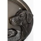 Winston Rhodesian Ridgeback Bronze Number Plaque