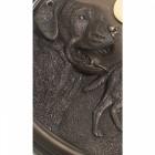 House Sign - Bronze Finish - Labrador