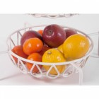 """""""Lady Philippa"""" Two tiered fruit and cake stand"""