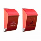 Personalised post box - call for more details