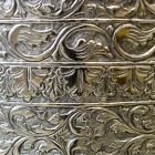 Close-up of the Antique Nickel Pattern
