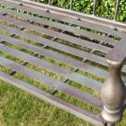 """Royal Gothic""  Stunning Gothic Style Garden Bench"