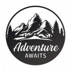 Adventure Awaits Wall Art