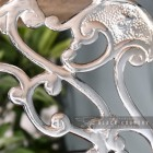 Close-up of the Ornate Detail on the Shelf Bracket