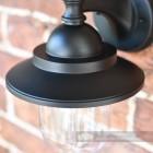 Bakewell Classic Black External Wall Lantern