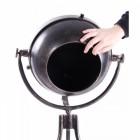 Iron Ball Tripod Lamp