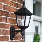 Clifton Wall Lantern - outside front door
