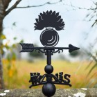 Grenadier Guards Regiment Weathervane Created From Cast Iron