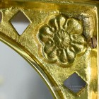"""Tudor Rose"" Shelf Bracket 15 x 15cm"