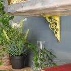 Interior design shelf bracket