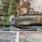 Novelty woodland acorn door stop