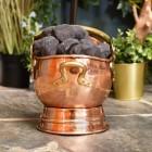 "Front View of the ""Windsor"" Coal Bucket"