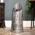 Fireplace Coal Scuttle Unpainted
