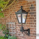 Dorchester traditional porch wall light