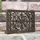 ornate detailed ventilation brick