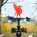 Liver Bird Weathervane Created From Cast Iron