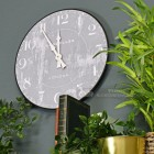 Wall Mounted clock in kitchen