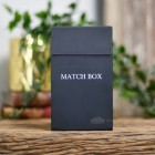 Black Match stick box
