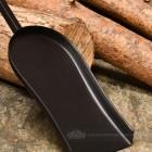 Large shovel head for fireplace ash