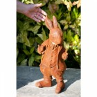 """Classic Brer Rabbit"" Garden Sculpture"