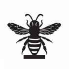 Bumble Bee Weathervane