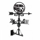 Large Camper Van Cast Iron Weathervane
