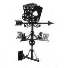 Poker Weathervane
