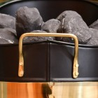 Black and Brass Warwick Coal Bucket Handle