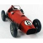 Red Race Car Scale Model