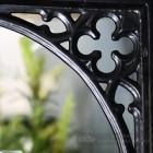 "Close-up of the Design on the ""Coalbrookdale"" Shelf Bracket"