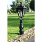 """Gothic Design"" Driveway and Patio Lighting 105cm"
