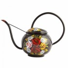 Narrowboat Style Floral Watering Can