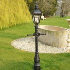Victorian Lamp Post Driveway lamp post