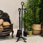 Blacksmith Inspired Knot Iron Companion Set