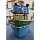 Colouful Recycled Metal Boat Cooler